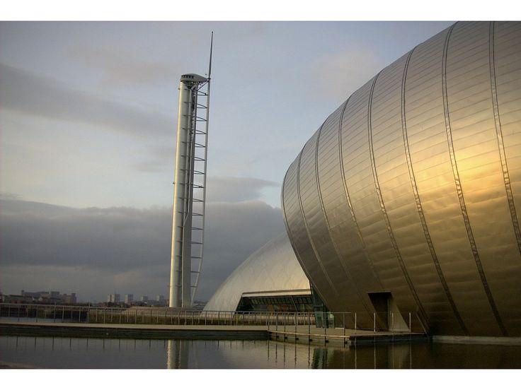 Centre de Science de Glasgow Ecosse