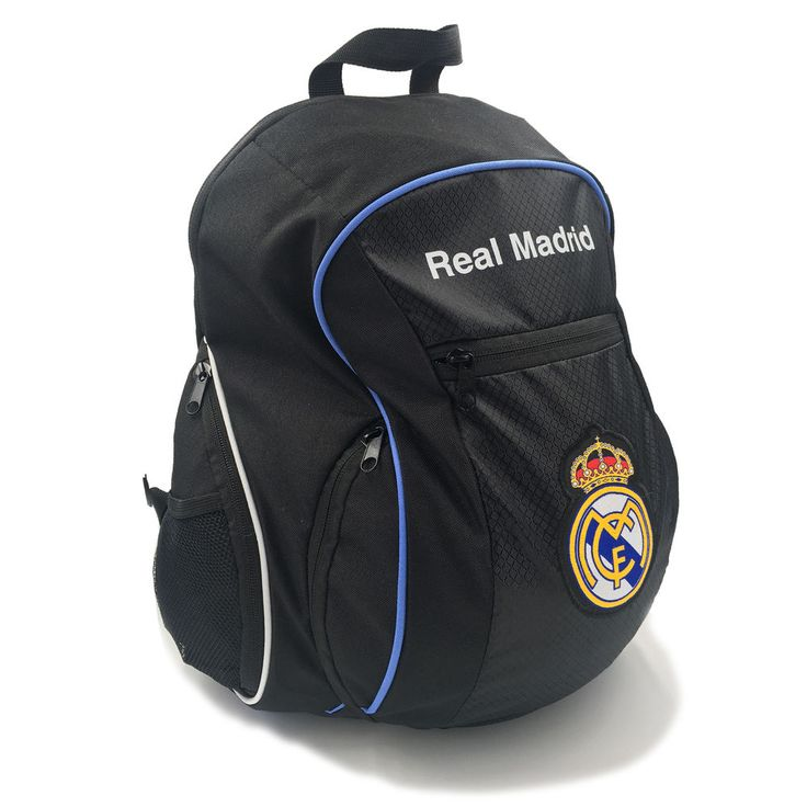 Real Madrid Team Backpack - Black