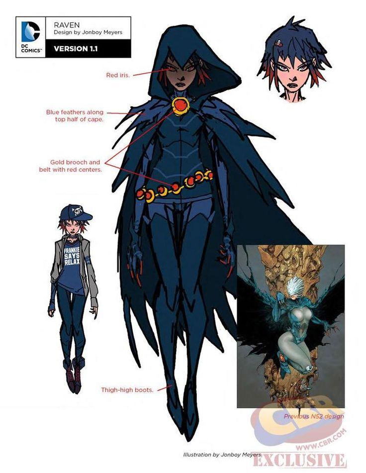 Ravena, Estelar, Mutano e Robin ganham novos uniformes e visuais! - Legião dos Heróis