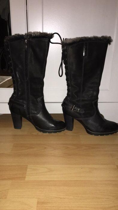 Mein Tamaris Stiefel / Weitschaftstiefel von Tamaris! Größe 38 für 70,00 €. Sieh´s dir an: http://www.kleiderkreisel.de/damenschuhe/stiefel/139108045-tamaris-stiefel-weitschaftstiefel.