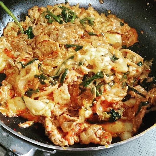 豚キムチーズ♪ by しゃなママ   レシピサイト「Nadia   ナディア」プロの料理を無料で検索