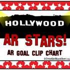 This fun, Hollywood themed AR goal chart includes various options for point increments and tracking based on your grade level and reading goals. It...