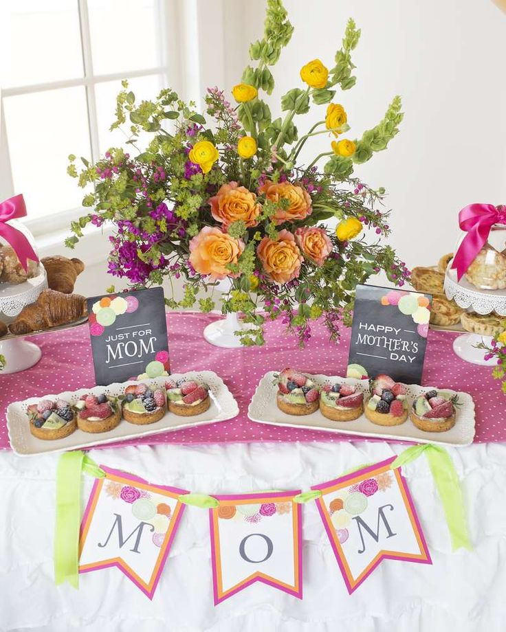 290 best Mothers Day Ideas images on Pinterest Ideas party