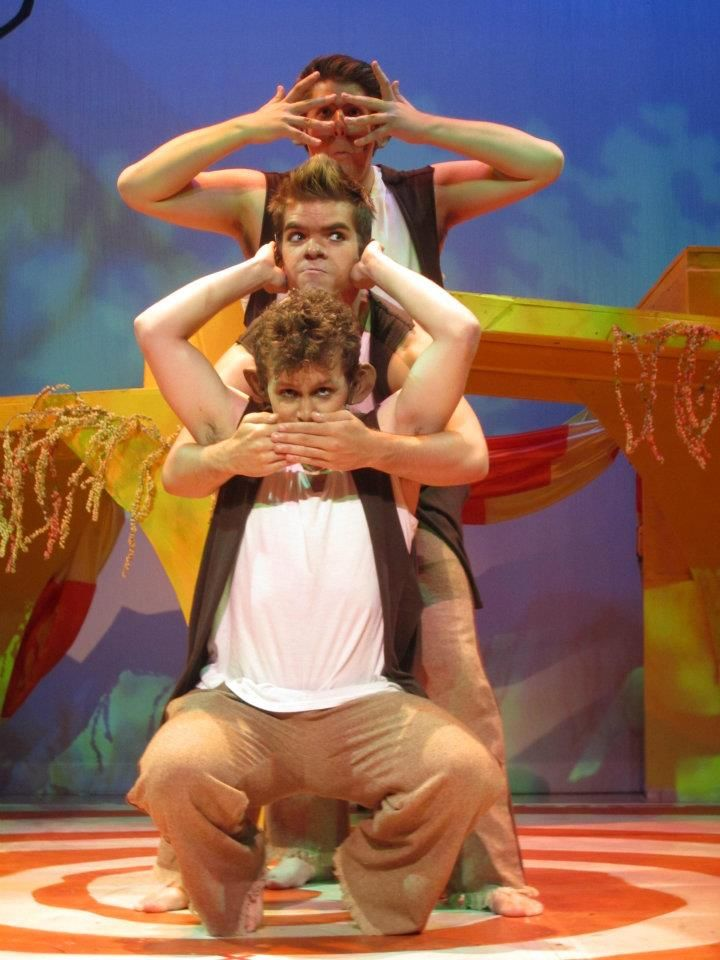 Seussical Wickersham Brothers