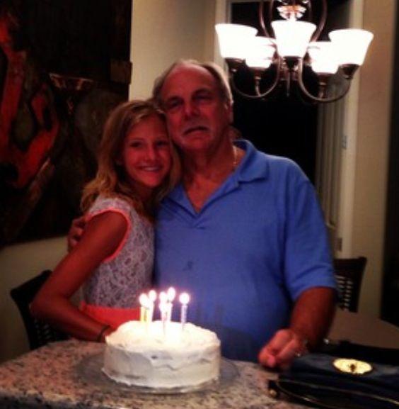 Paige Hyland Dad