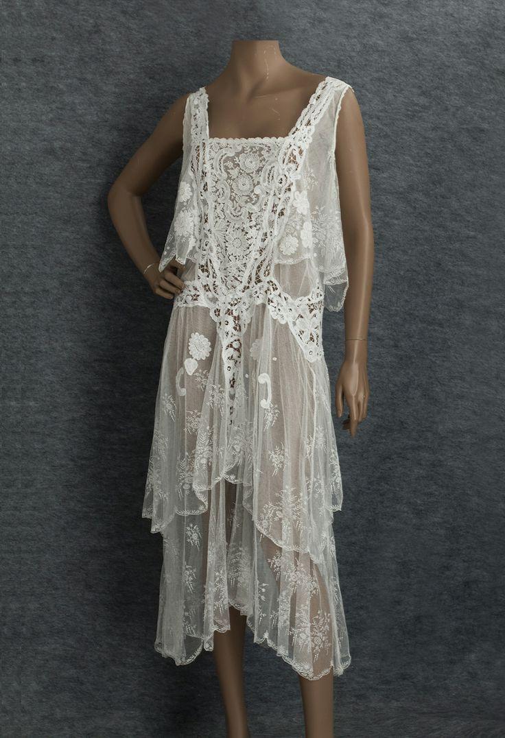 1920 Vintage Dresses | Adorable 1920 vintage dress...