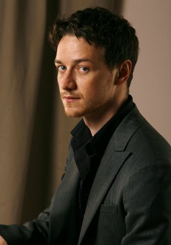 Another contender for vampire Robin - James McAvoy (via Jess Fortunato)
