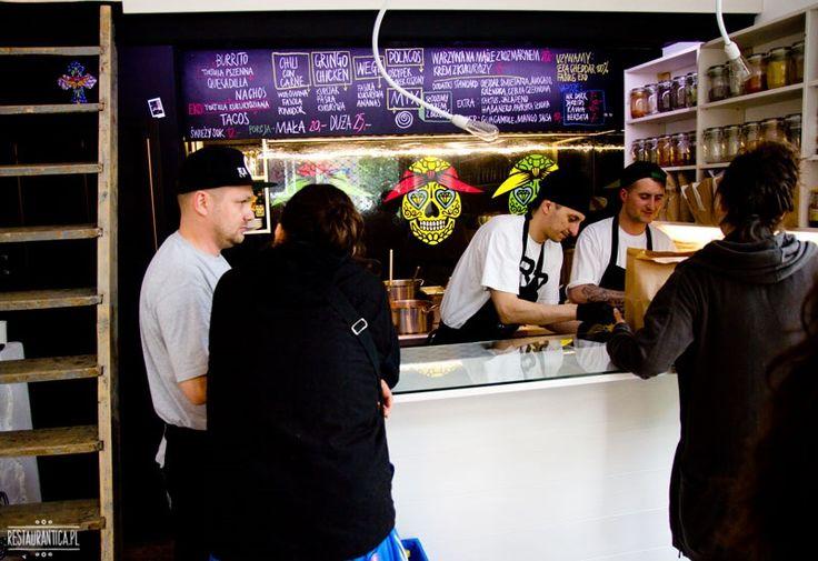 Gringo Bar wnętrze mokotów