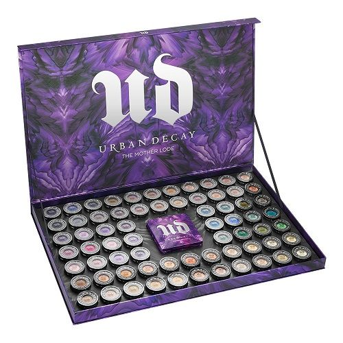 Urban Decay Eye Shadow Vault: the mother lode!!!!   WOW.