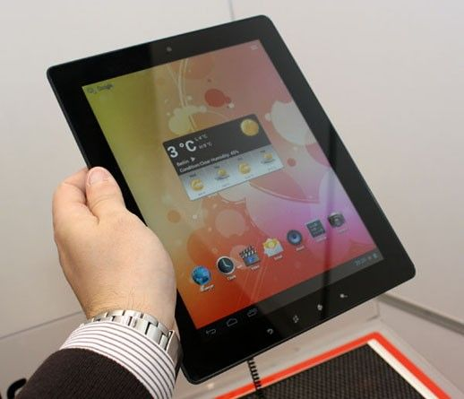 Prestigo Multi 9.7  Affordable Android ICS for you who need tablet :D