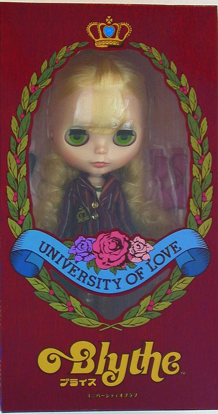 University of Love Blythe