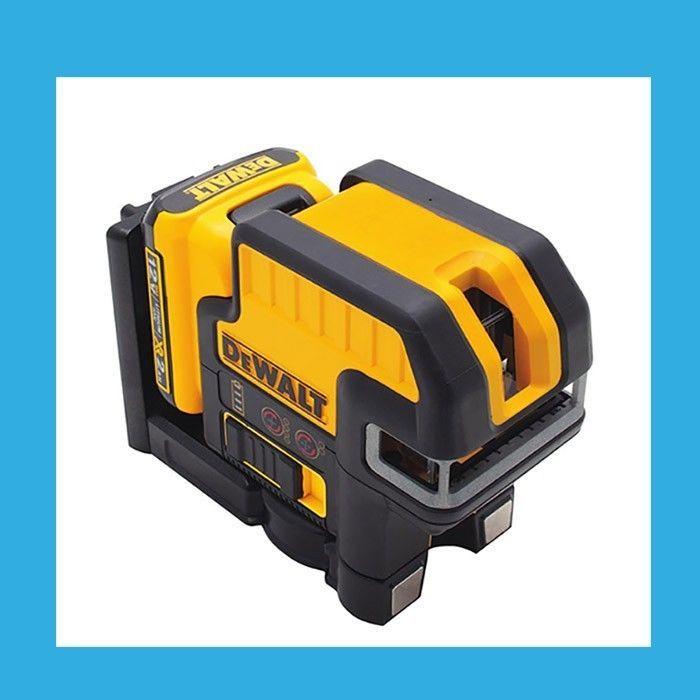 Dewalt Dw0822lr 1 12 Volt Battery Magnetic Cordless Cross Line Red Laser Dewalt Dewalt Green Laser Laser Levels
