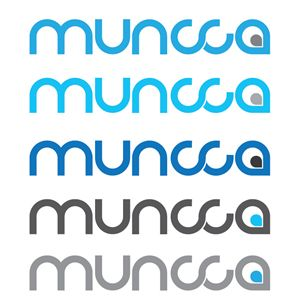 Logo for web intelligence startup muncca Elegant, Modern Logo Design by Design Possibilities