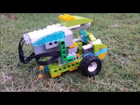 Lego WeDo 2.0. Aularobótica. Eduardo Ventura - YouTube
