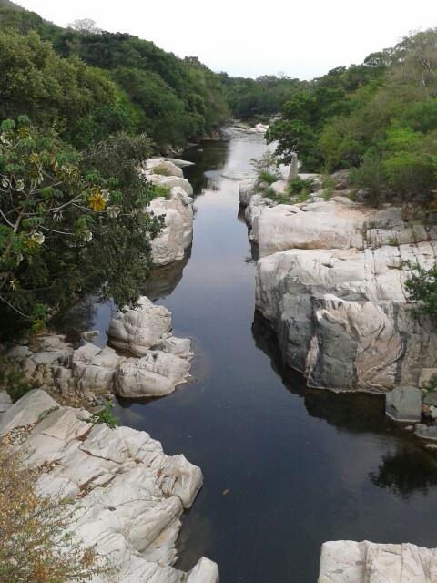Río Badillo (El Mojao, Valledupar - Cesar / Colombia)