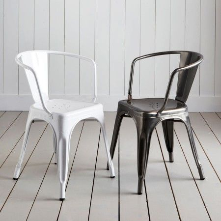 Tolix Armchair - Chairs & Stools - Furniture