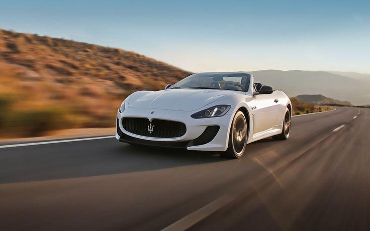 Maserati USA - Luxury Sports Cars, Sedans and SUVs