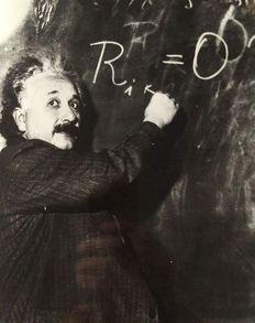 Unknown / Photofest - Albert Einstein - 1970's