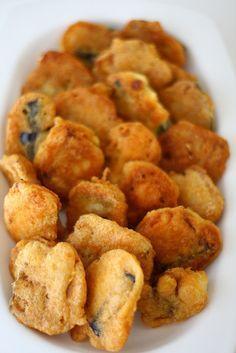 Patlıcan Kızartması | Hamurger