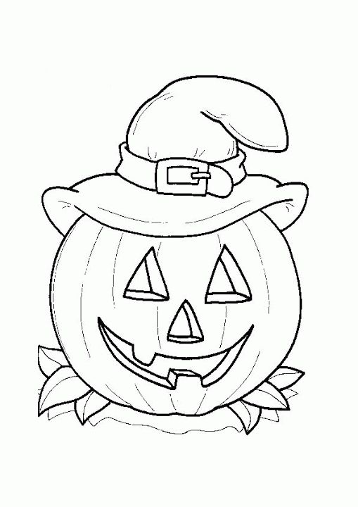 1000+ ideas about Pumpkin Coloring Sheet on Pinterest ...