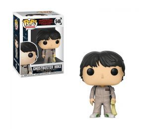 STRANGER THINGS POP SERIE 3 GHOSTBUSTER MIKE