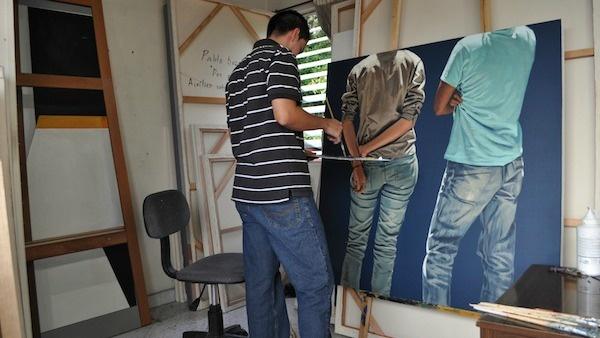 Pablo Guzmán, el renacimiento del realismo en http://www.yorokobu.es