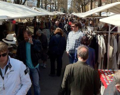 Berlin's flea markets