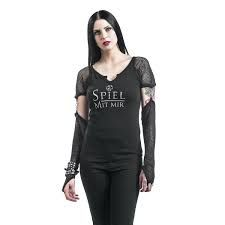 Image result for rammstein women clothing