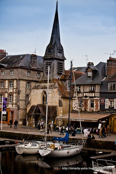 Honfleur, France such a sweet village :3 make sure you visit if you are in the region of Normandie.