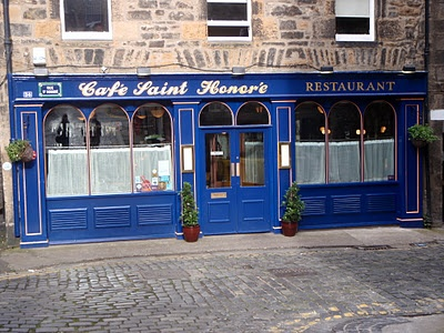 Thistle Street spot showcasing local produce