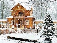 Беловежская пуща и Поместье Деда Мороза