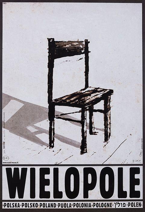 Ryszard Kaja, Polska - WIELOPOLE, 2013, Size: B1