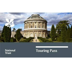 National Trust Touring Pass - Access to over 300 stunning stately homes, gardens and castles across England, Wales and Northern Ireland