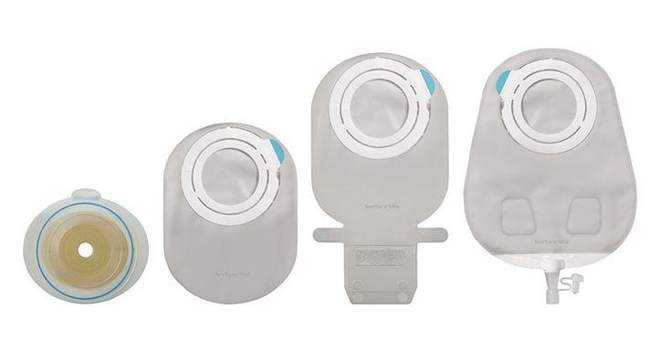 センシュラミオ2 フレックスラインアップ -   ストーマ(人工肛門)二品系粘着式カップリング