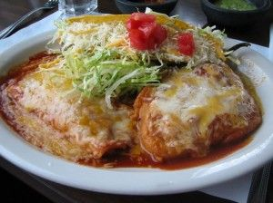 Enchiladas- hard to believe right...Top 10 Healthy Slow Cooker Recipes on Skinny Ms.#crockpot, #Crock, #pot, #slowcooker, #slow, #cooker, #desserts, #healthy, #soup, #soups, #dinner, #over night, #breakfast, #holiday, #meals, #meal, #make, #ahead, #oamc, #Freezer, #ingredients, #cooking, #recipes, #recipe, #time, #money, #Vegetarian, #meatless, #tips, #food