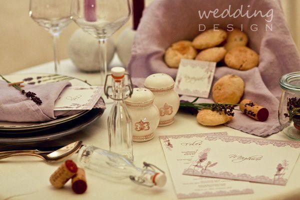 tematikus het menukartya koszonoajandek inspiracio eskuvoi torta eskuvoi meghivok eskuvoi grafika eskuvoi dekoracio eskuvo , Provence lila tematikus hét lila esküvő levendula
