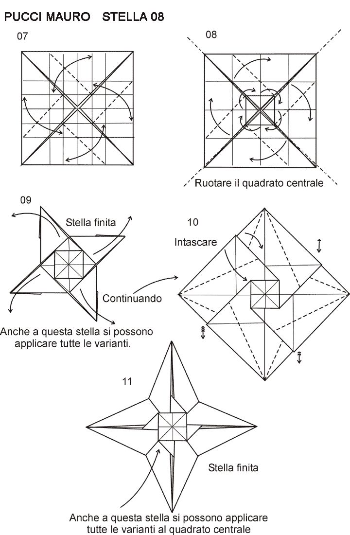 472 best images about origami sterne stars on pinterest