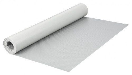 peha® Drawer Liner / Anti-Slip Mat / Fridge Insert 196 x 48 cm, Non-Slip, Light Grey: Amazon.co.uk: Kitchen & Home