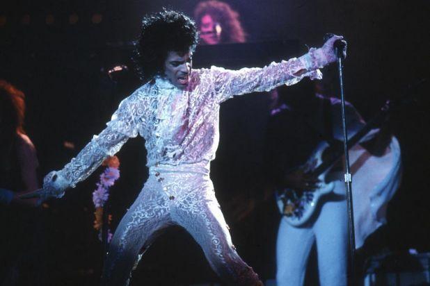 Forum on February 19, 1985 in Inglewood, California.
