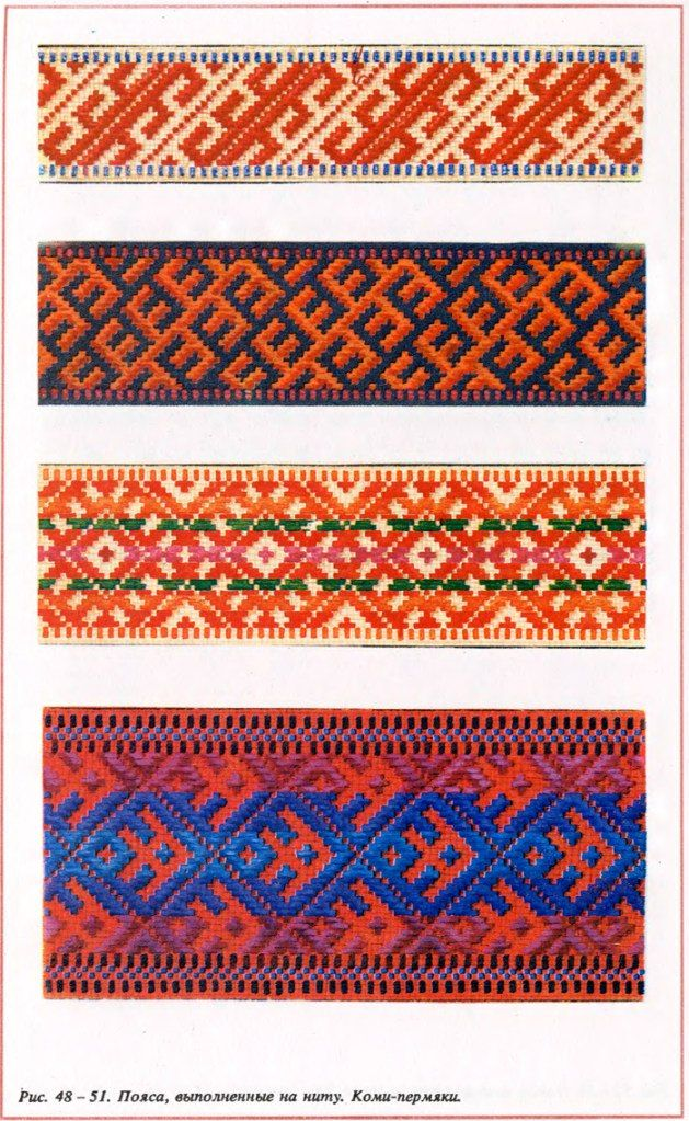 Komi-Permi patterns