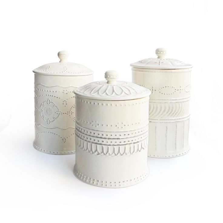 white kitchen canister sets 71 best images about canister sets on ceramics 22700