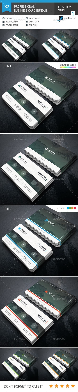 Business Card Template PSD Bundle. Download here: http://graphicriver.net/item/business-card-bundle/15731655?ref=ksioks