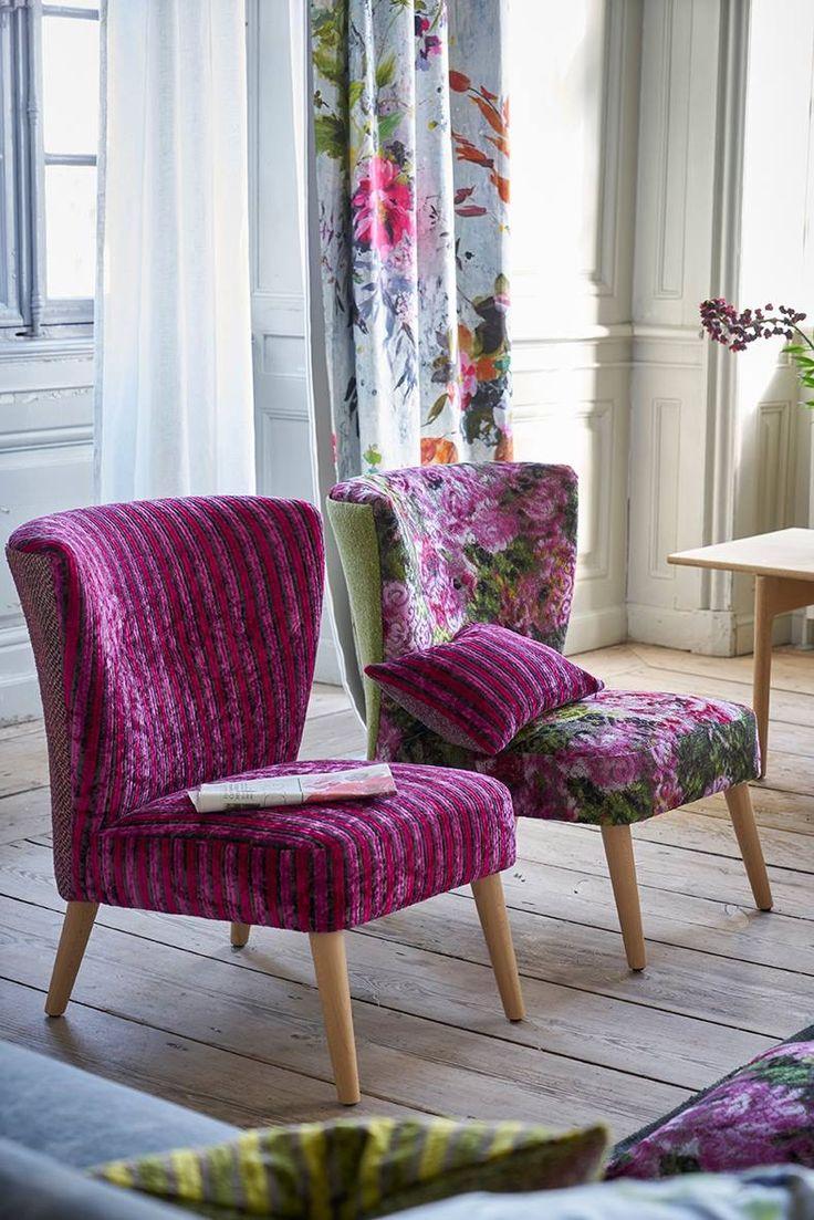31 besten machnik textile werkst tten i stoffe bilder auf pinterest bildwirkerei wohnideen. Black Bedroom Furniture Sets. Home Design Ideas