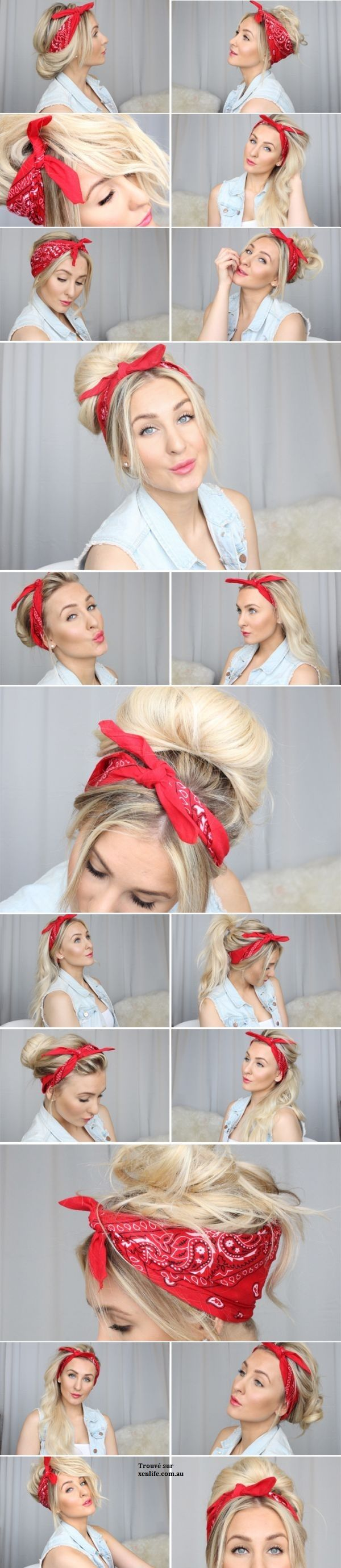 1000 Images About Coiffure On Pinterest Coiffures Coupe And Bobs