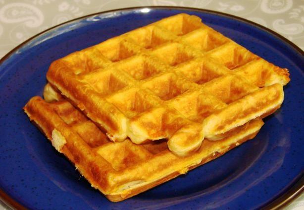 Cheese Waffles | Recipe