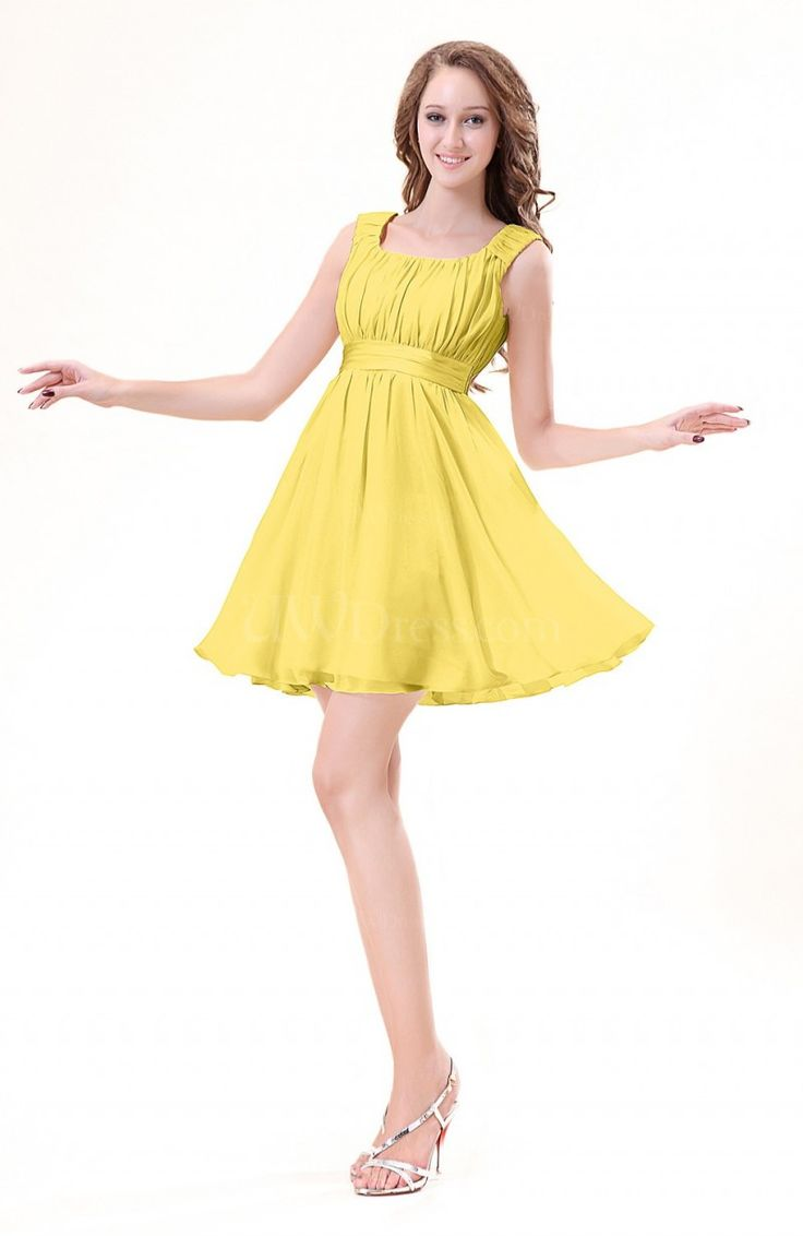 Yellow Wedding Guest Dresses