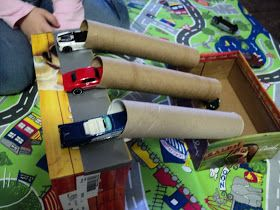 A Little Learning For Two: Racing tubes