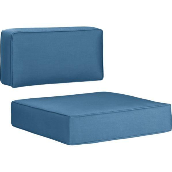 Sunbrella® Turkish Tile Modular/Lounge Chair Cushions $300