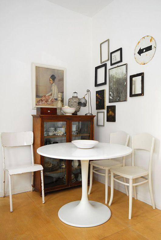 dream house: dining nook. / sfgirlbybay
