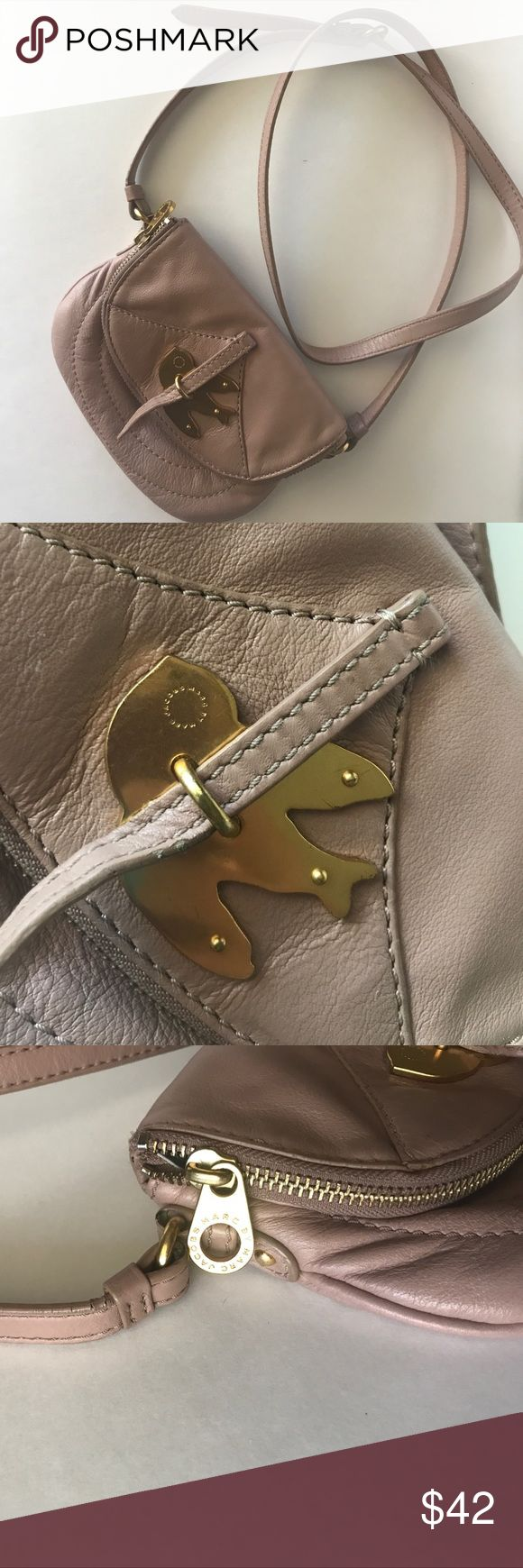 Marc by Marc Jacobs bird crossbody purse bag Great condition, Authentic Marc by Marc Jacobs bird crossbody handbag. Marc By Marc Jacobs Bags Crossbody Bags